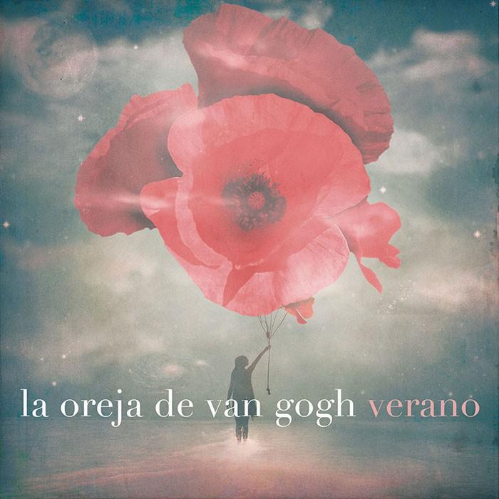 La Oreja de Van Gogh Verano portada single adelanto