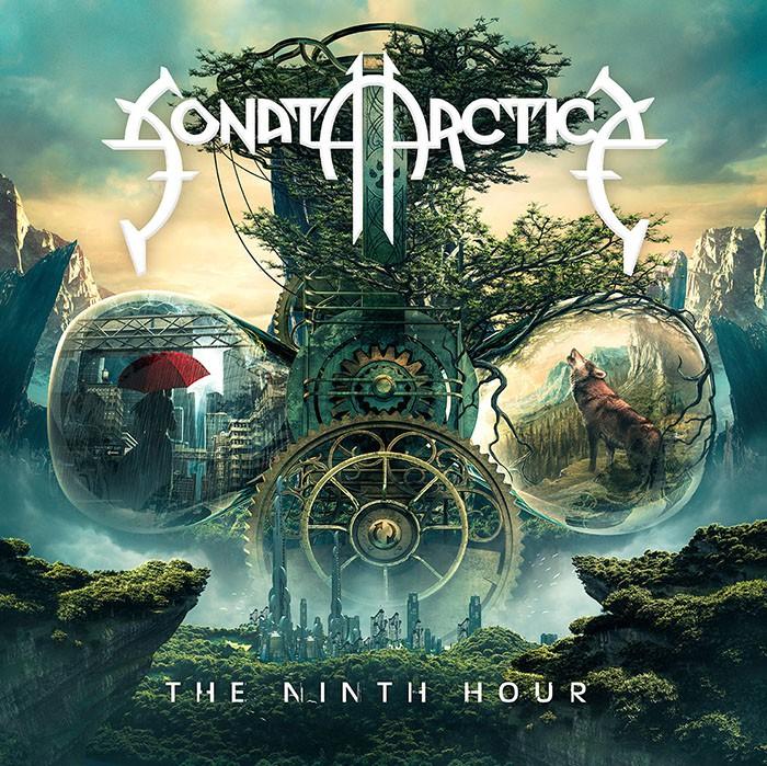 Sonata Arctica The ninth hour cover portada