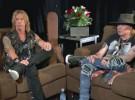 Axl Rose y Duff McKagan, entrevista sobre la reunión de Guns n´Roses