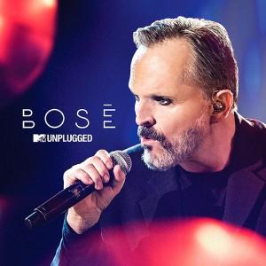 Miguel Bosé MTV Unplugged portada carátula