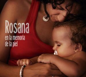 Rosana En la memoria de la piel portada carátula