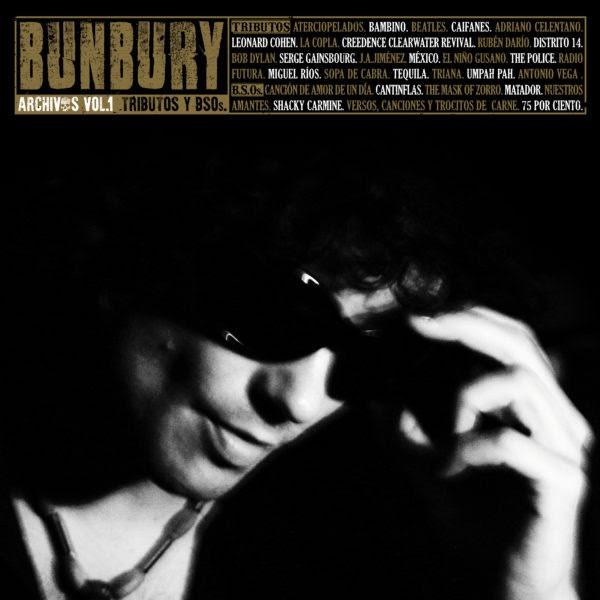 Bunbury edita, el 11 de noviembre, su recopilatorio Archivos