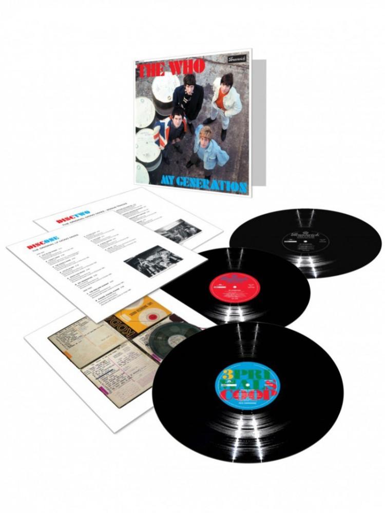 The Who, tema inédito en streaming como adelanto de su próxima reedición