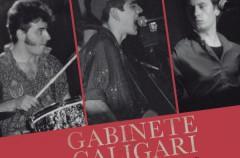 Gabinete Caligari editan un disco con un concierto grabado en 1984