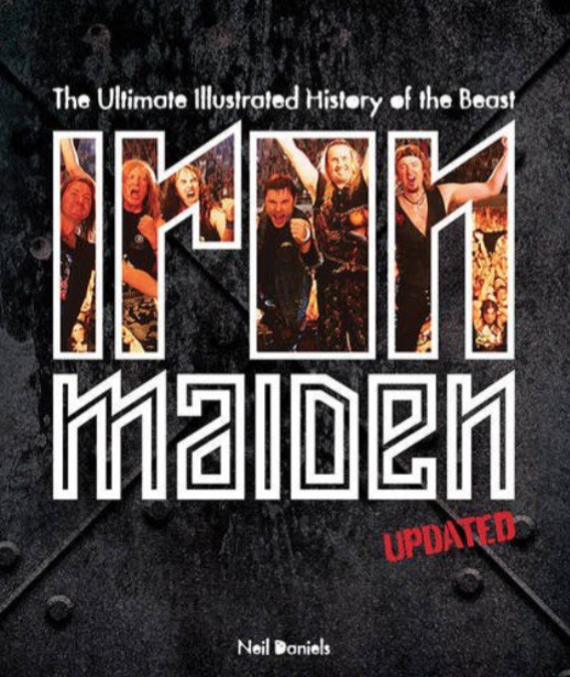 Iron Maiden, se edita The Ultimate Illustrated History of the Beast