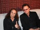 Geoff Tate: «Ronnie James Dio era una persona única»