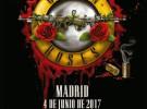 Guns n´Roses agotan las entradas generales para su concierto en Madrid