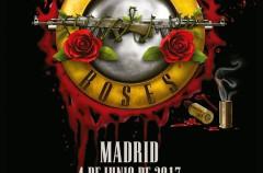 Guns n´Roses, detalles de sus conciertos en España
