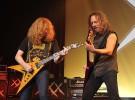 """Kirk Hammett: """"Comprendo la rabia de Mustaine  tras haber sido despedido de Metallica"""""""