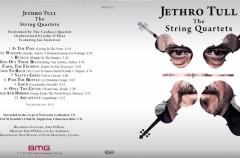 Jethro Tull's Ian Anderson editará The String Quartets, su nuevo disco, en primavera