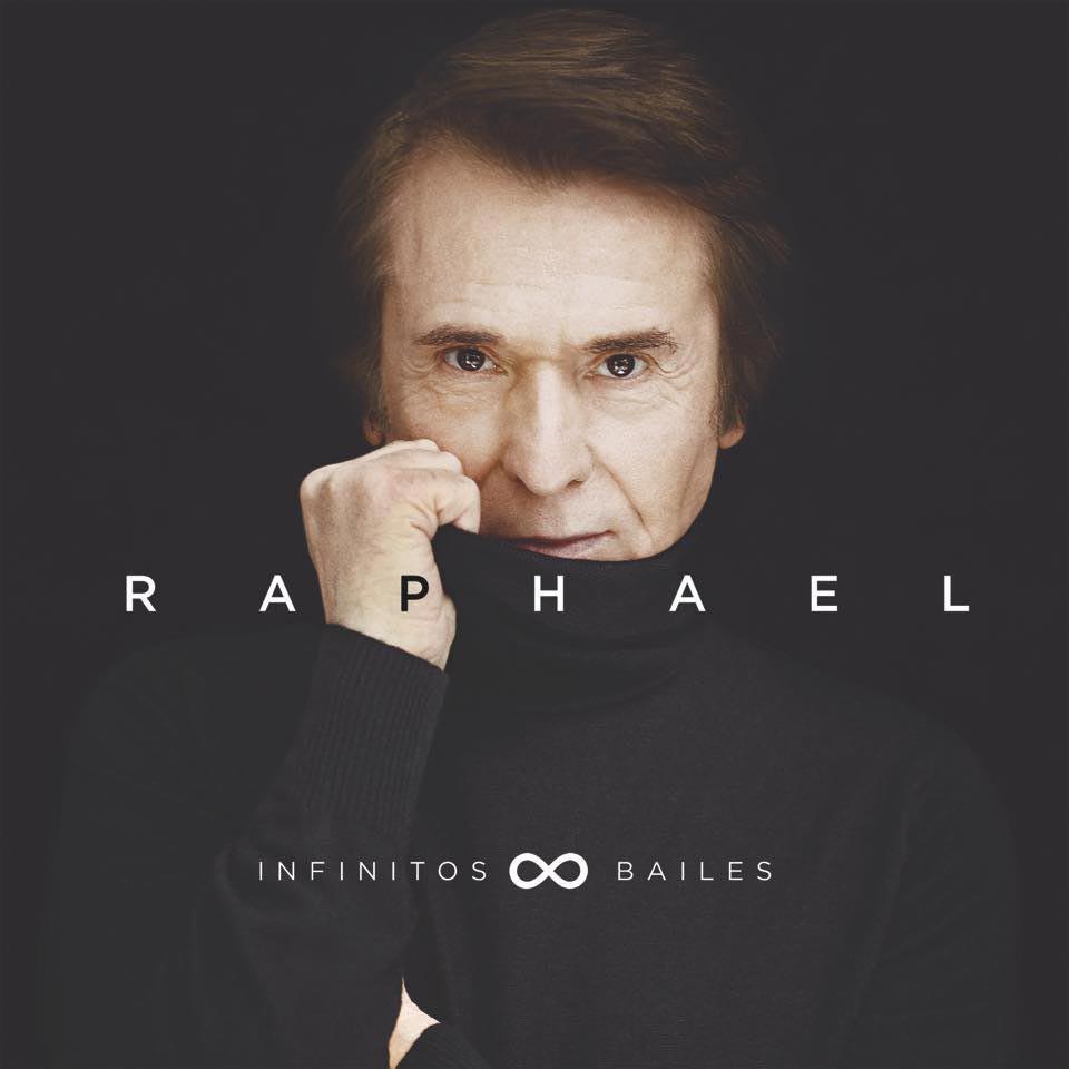 Raphael, gran éxito de su disco Infinitos Bailes, primeras fechas de su gira