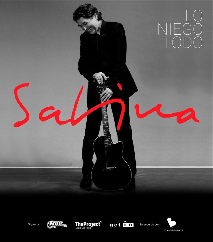 Joaquín Sabina, detalles de su nuevo disco y primeras fechas de su gira