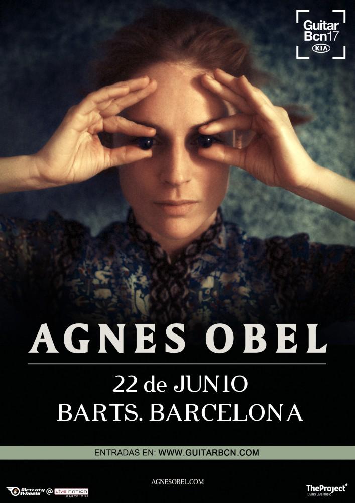 Agnes Obel, el 22 de junio en la sala Barts de Barcelona