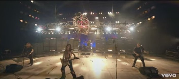 """Airbourne y su homenaje a Lemmy en su vídeo """"It´s all for rock and roll"""""""