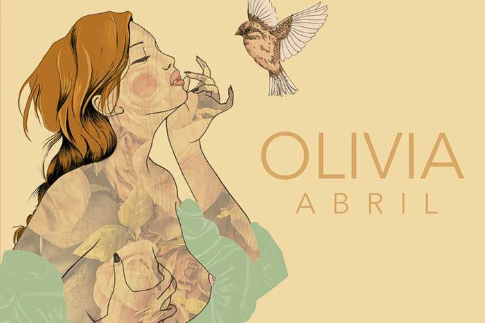 'Cenicienta' de Olivia nos sirve como adelanto al apetecible EP 'Abril'