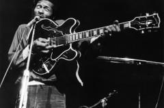 Chuck Berry, padre del rock, fallece a los noventa años de edad