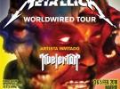 Metallica, gira por España en febrero de 2018