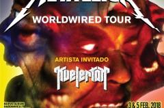 Metallica agotan todas las entradas para su gira por España