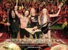Metallica le pagará el material robado a Blistered Earth, una de banda de tributo