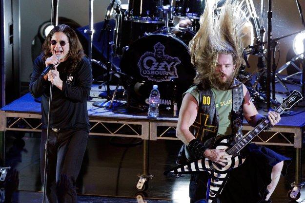 Zakk Wylde comenta su regreso a la banda de Ozzy Osbourne