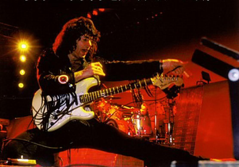 "Ritchie Blackmore: ""Volvería a tocar con Deep Purple"""