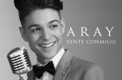 Aray, de La Voz Kids, edita hoy su primer disco