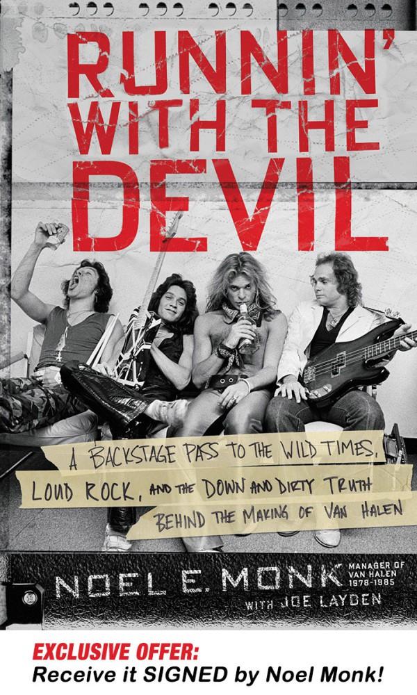Van Halen, un libro contará cómo se grabó su primer disco