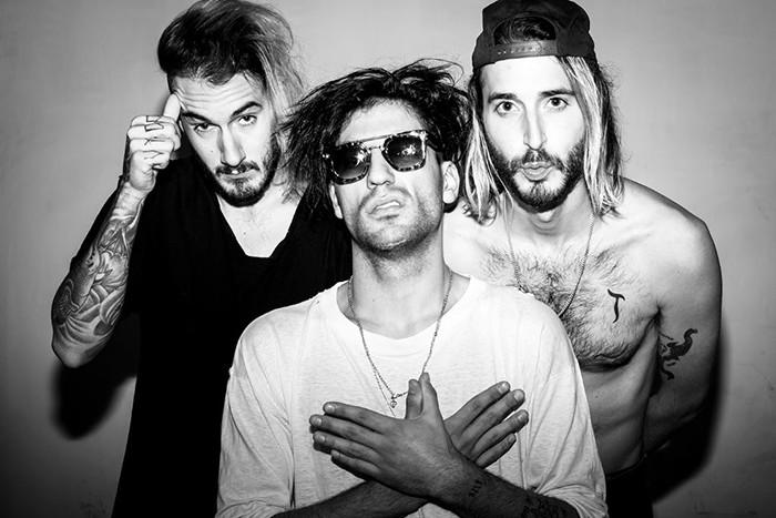 Sexy Zebras presentará su nuevo disco 'La polla' en festivales este verano