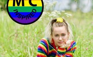 """Miley Cyrus regresa con """"Inspired"""", su nuevo single"""
