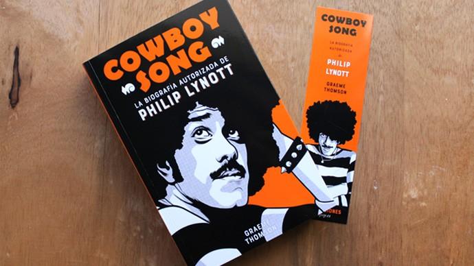 Cowboy Song, la biografía autorizada de Phil Lynott