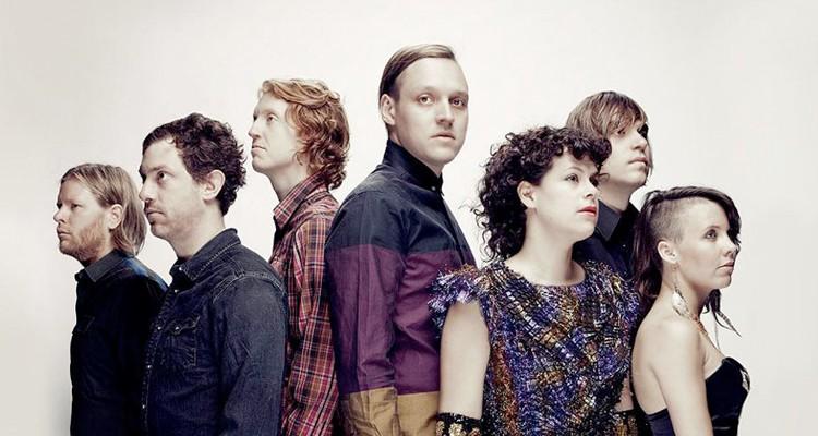 Arcade Fire, gira por España en la primavera de 2018