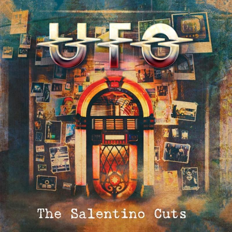UFO, The Salentino Cuts a la venta el 29 de septiembre