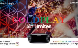 Coldplay, concierto en RV el próximo 17 de agosto