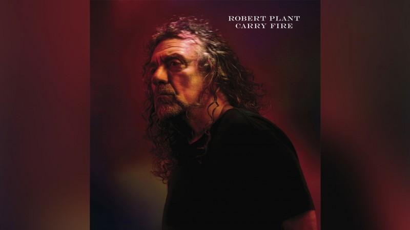 Robert Plant presenta Carry Fire, su nuevo disco