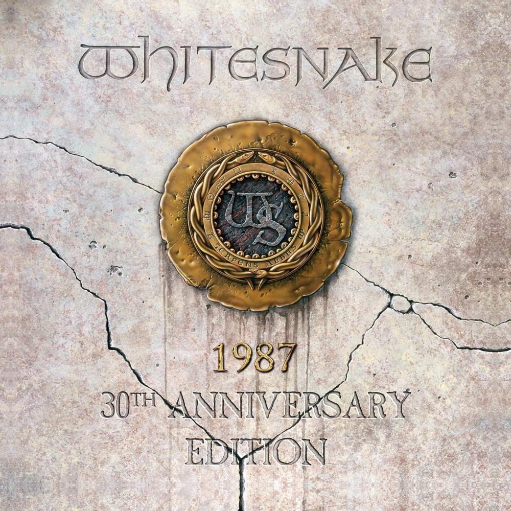 Whitesnake, edición Deluxe de 1987 en octubre