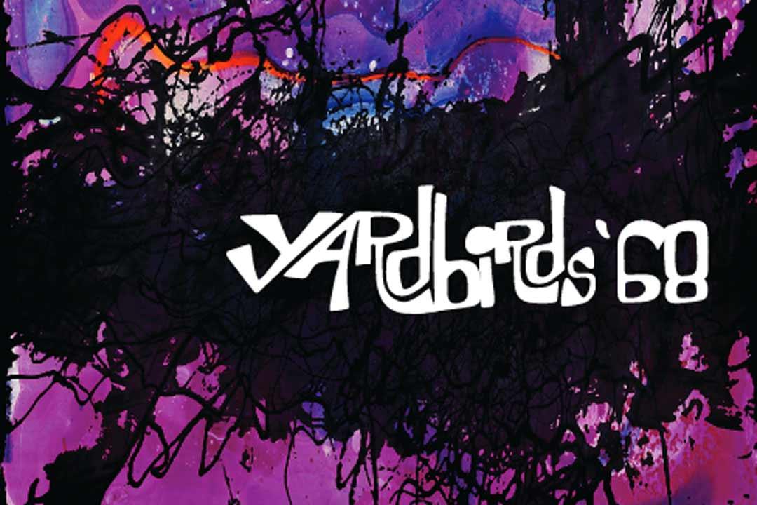 Yardbirds 68, disco inédito con temas de Jimmy Page