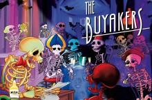 'El bar de los muertos' de The Buyakers – De Nueva Orleans a La Mancha