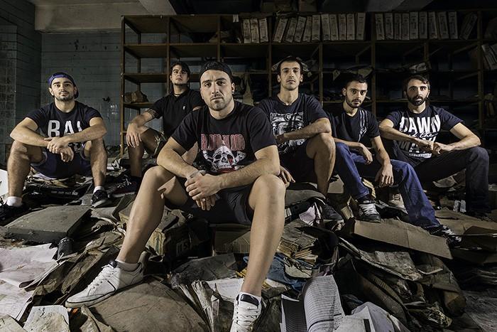 Golpe Radikal ya tiene en la calle las diez canciones de 'Sombras'