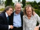 George Young, productor de AC/DC, fallece a los 70 años