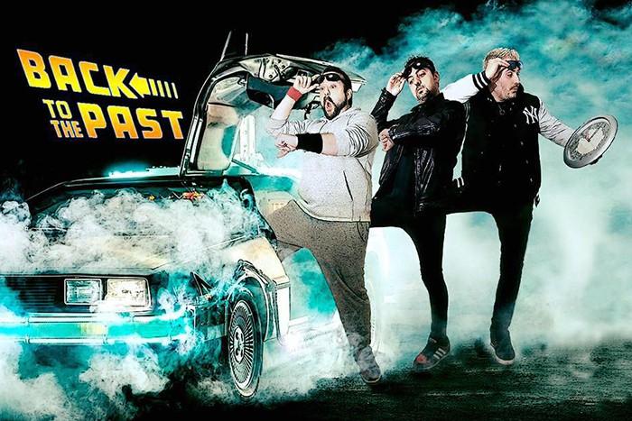 'Back to the past' de Malos Tragos – El punk también siente nostalgia