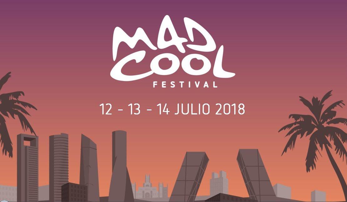 Mad Cool 2018, primeras noticias sobre el festival