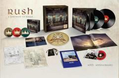 Rush, edición de lujo de Farewell to Kings