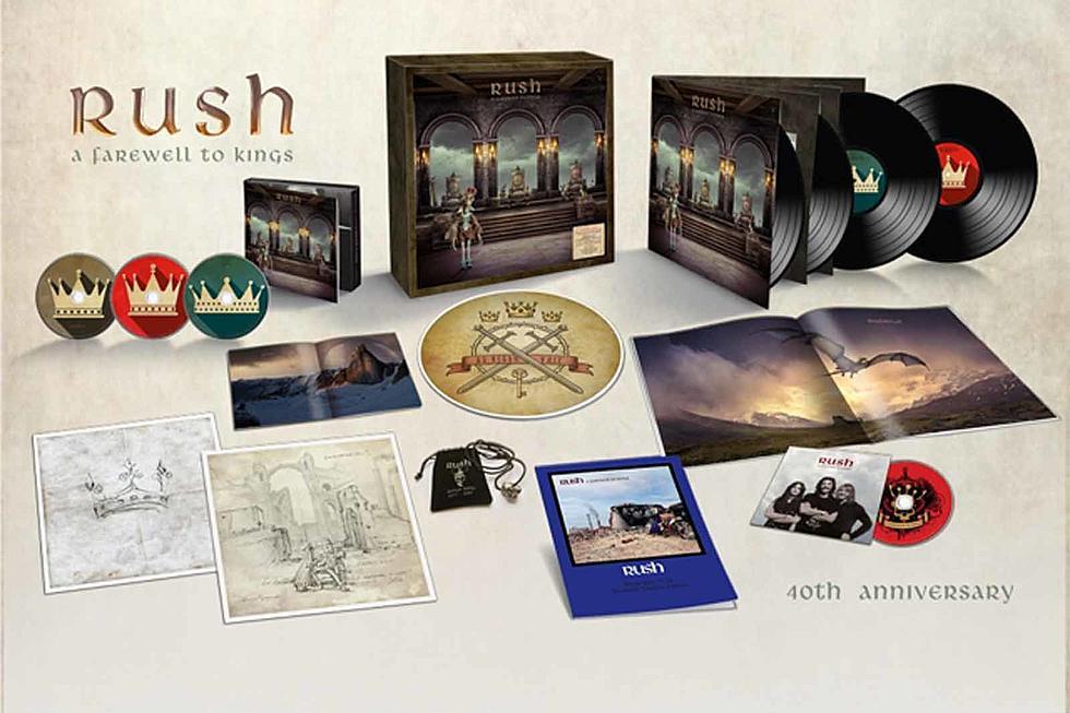 """Rush terminan la grabación de """"Clockwork Angels"""""""