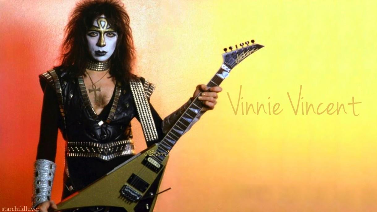"""Vinnie Vincent: """"Gene Simmons es como un hermano para mí"""""""