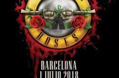 Guns n´Roses, el 1 de julio concierto en Barcelona