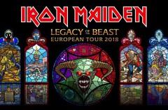 Iron Maiden, el 14 de julio tocarán en el Wanda Metropolitano
