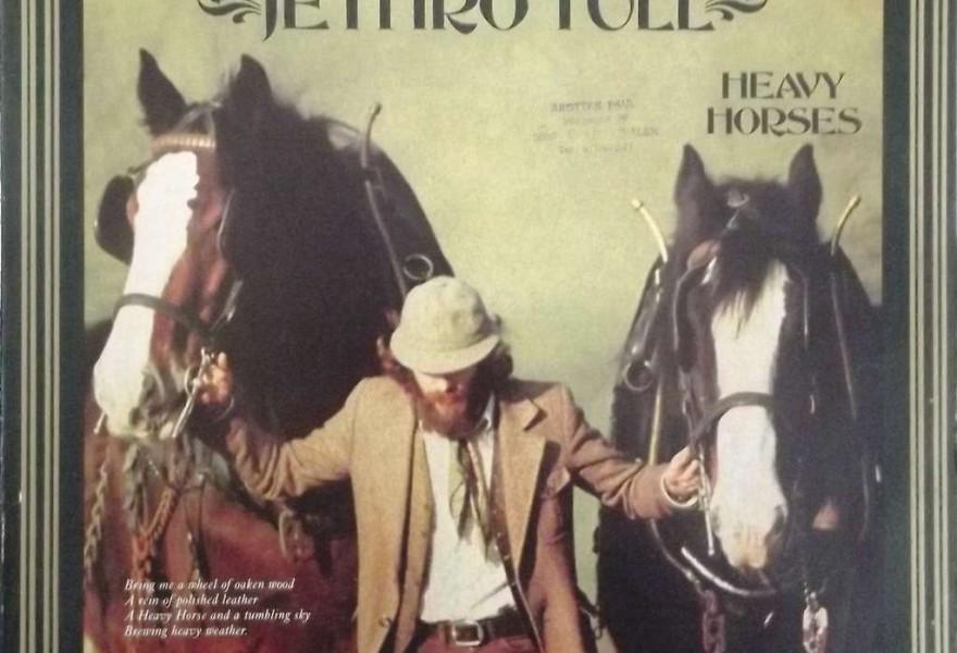 Jethro Tull, Heavy Horses New Shoes Edition a la venta el 9 de febrero de 2018