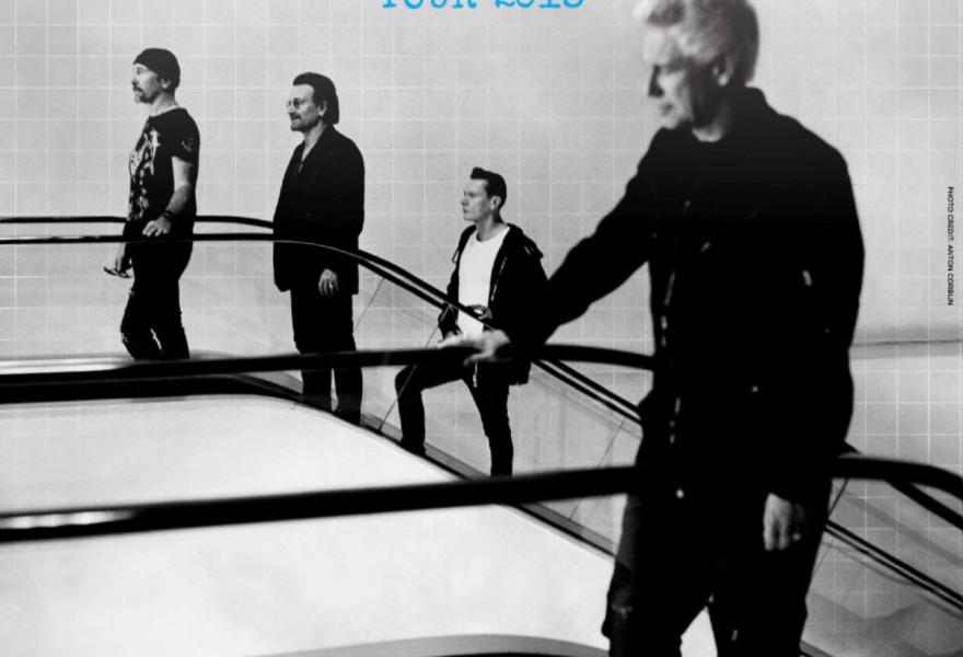 U2, concierto el 20 de septiembre de 2018 en el Wizink Center (Madrid)
