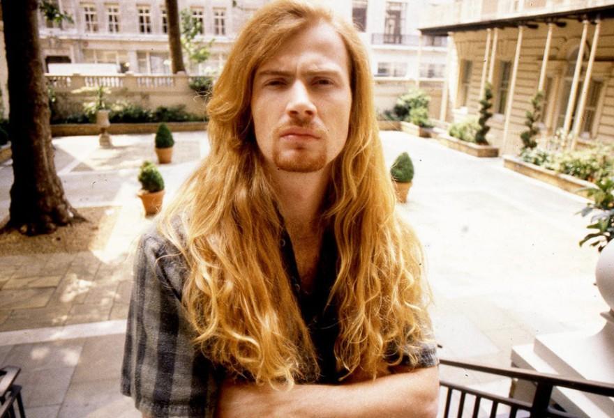 """Dave Mustaine: """"Con Megadeth quería destruir a Metallica"""""""