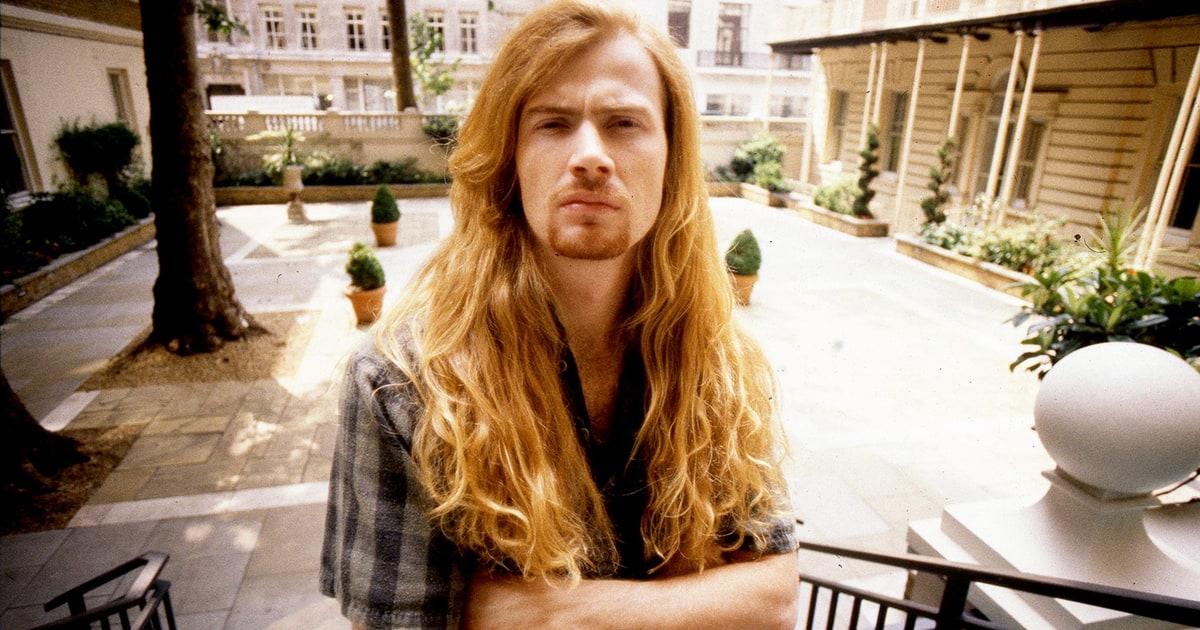 Dave Mustaine, Megadeth, recuperado de su operación